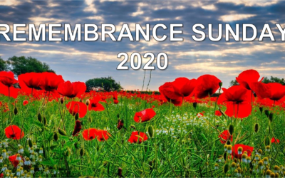 Service for Remembrance Sunday 8th November 2020
