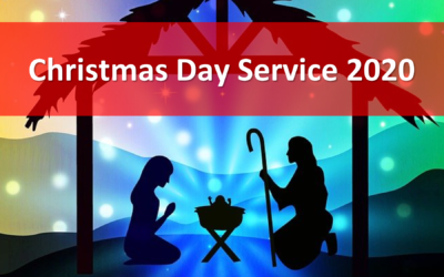 Service for Christmas Day 2020