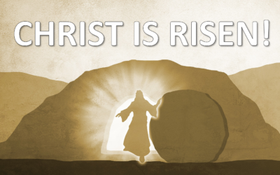 Sermon for Easter Sunday 4th April 2021