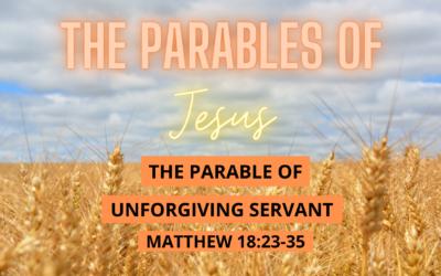Sermon for Sunday 5th September 2021