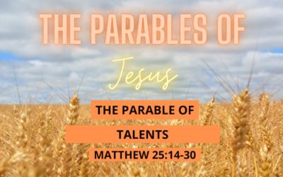 Sermon for Sunday 12th September 2021